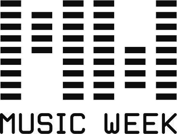 MUSIC WEEK ロゴ